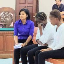 Menganiaya, Dua Wanita Kenya Dituntut 10 Bulan