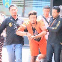 Melawan, Pelaku Pencurian Barang Wisatawan Ditembak Petugas