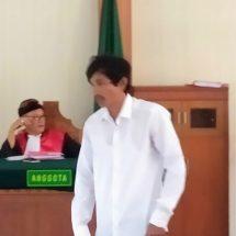 Kurir 495,37 Gram Sabu Jaringan Aceh Dituntut 17 Tahun Penjara