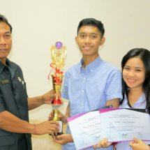 """""""Rehidrasi Anggur Laut"""" Mahasiswa Undiksha Juara I Kompetisi Business Plan"""
