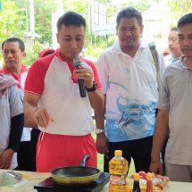 Sambut Hari Ibu, PLN Bali Gelar Lomba Masak dan Pawai Molis