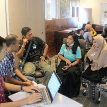 Rayakan Ulang Tahun ke-6, DNetwork Berdialog dengan Penyandang Disabilitas