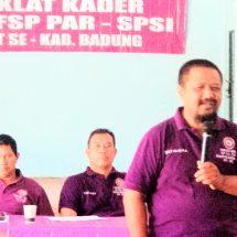 Diklat Kader PUK SP Par – SPSI Badung, Satyawira: Hubungan Serikat Pekerja dengan Manajemen Harus Dijaga