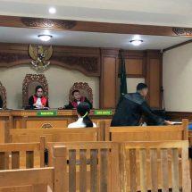 Sidang BPR SU, Jaksa Akui Ada Kesalahan Dakwaan
