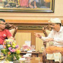 Walikota Rai Mantra Dukung Chris Jhon Foundation Bali, Ajang Wahana Pengembangan Tinju