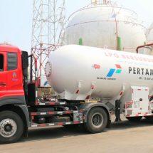 Selama Nataru, Konsumsi LPG di Jatim Bali Nusra Naik 5 Persen