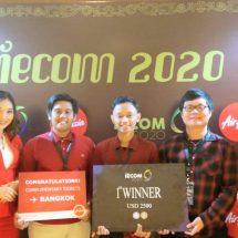 Sisihkan Filipina, Tim UGM Juara Kompetisi Internasional IECOM 2020