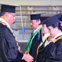 Undiksha Kukuhkan Tiga Profesor, Rektor: Perkuat Daya Saing hingga Tingkat Internasional