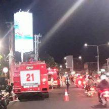 Humas Polresta Denpasar: Kebakaran di Trans Studio Mall Akibat Korsleting Listrik
