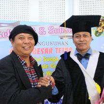 Prof. Gunawan Dikukuhkan sebagai Guru Besar Unud, Hasilkan Ekstrak Pranajiwa sebagai Obat Kencing Manis