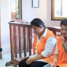 Bawa 958 Gram Sabu-Sabu, Dua WN Thailand Dituntut 19 Tahun