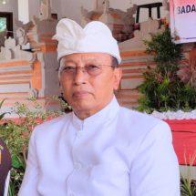 """Dr. I Ketut Mardjana: Ini """"Resep"""" Untuk Majukan Pariwisata Bangli"""