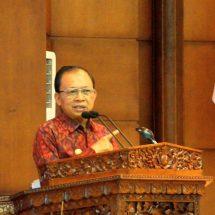Gubernur Bali Ajukan Standar Kesehatan, Kepariwisataan dan Kebudayaan Bali