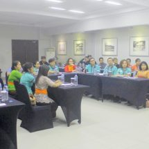 """40 Pengawas dan Manajer Hotel Ikuti Seminar Kepemimpinan & Pelayanan dengan Hati """"Pak Oles"""""""