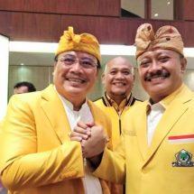 Sugawa Korry Pimpin Golkar Bali, Demer: Saya Ingin Fokus di DPP dan DPR