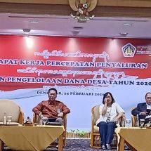 Bali Dapat Dana Desa Rp657 Miliar, Mampu Kurangi Kemiskinan