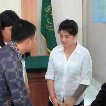 Selundupkan Sabu-sabu, Hakim Vonis Dua Warga Thailand 16 Tahun Penjara