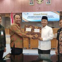 TPID Bangli Kerja Sama Pemasaran dan Distribusi Pangan dengan Lombok Barat
