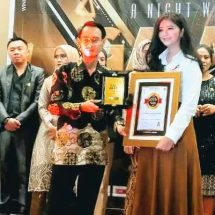 "PT. JARRAK POS Sabet Penghargaan ""The Most Trusted Company 2020"""