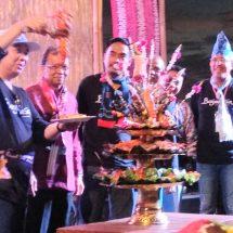 Tingkatkan Wisatawan, Banjarmasin Extravaganza 2020 Launching di Bali