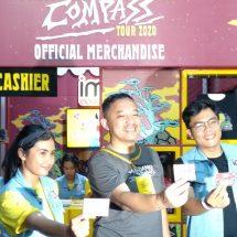 """""""Collabonation Meroket Bersama Compass"""" Kolaborasi Unik Antara IM3 Ooredoo, Band Kelompok Penerbang Roket, dan Sepatu Compass di 5 Kota di Indonesia"""