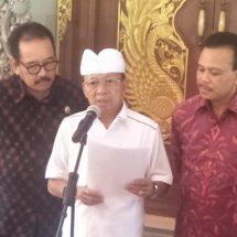 Bali Siaga Penanggulangan Covid-19, Gubernur Koster Tunda UNBK dan ASN Bekerja di Rumah