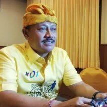 Golkar Tunjuk Mas Sumatri dan Made Subrata sebagai Calon Bupati Karangasem dan Bangli