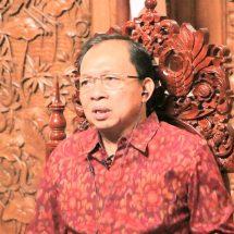 Cegah Penyebaran Covid-19, Gubernur Koster: Belum Ada Pembatasan Turis Asing ke Bali
