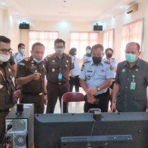 """Antisipasi Penyebaran Covid-19, Sidang Digelar Secara """"Online"""", Terdakwa Tetap di Lapas"""