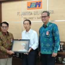 Reses Dr. Mangku Pastika: Dorong PT Jamkrida Bali Mandara Garap Proyek Nasional di Bali