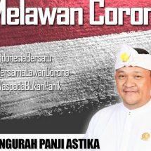 Tokoh Tabanan Panji Astika Ciptakan Mesin Pembuat Disinfektan Cegah Corona