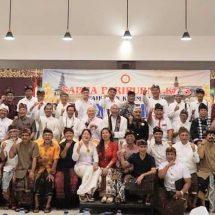 Gerakan Indonesia Berjapa Serukan Berjuang Dan Bersatu Stop Covid-19