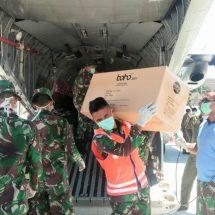 Lagi, Pemerintah Pusat Bantu 7.500 APD dan 37.500 Masker Untuk Bali