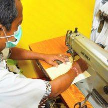 InterContinental Bali Resort Produksi Masker Untuk Lingkungan Yang Aman dan Sehat