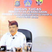 Covid-19 di Bali: Kasus Positif Bertambah 14 Orang, Pasien Sembuh 19