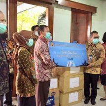 Peduli Wabah Corona, Perbankan di Bali Serahkan Bantuan ke RS Sanglah