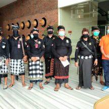 """Desa Adat Pemogan Terbuka Terima Karantina PMI,  Harris Hotel Siapkan """"Isolation Room"""""""