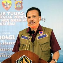 Pasien Positif Corona di Bali Bertambah Tiga