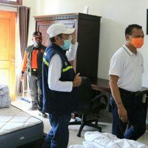 Kepulangan PMI Meningkat, Gedung Diklat BPK Disiapkan untuk Karantina
