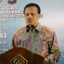 "Sekda Bali: Warga Positif Covid-19 Didominasi ""Imported Case"""