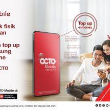 "CIMB Niaga Hadirkan ""OCTO Mobile"", Layani Beragam Aktivitas Finansial Nasabah"