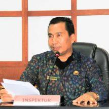 Kepala Inspektorat Bali: Pengadaan Barang dan Sumbangan Pihak Ketiga merupakan Titik Rawan dalam Penanganan Covid-19