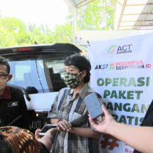 ACT dan IMO Bali Bantu Kebutuhan Bahan Pokok Dua Panti Asuhan Terdampak Covid-19