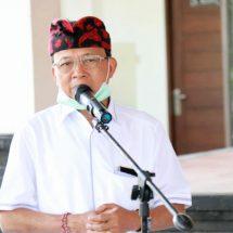 Guberbur Beri Insentif Tenaga Medis Atas Keberhasilan Bali Dalam Penanganan Covid-19