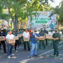 Antisipasi Dampak Covid-19, Giliran MS GLOW Bagikan Paket Sembako kepada Wartawan