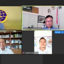 Vidcom Reses Dr. Mangku Pastika: Memprihatinkan Nasib Ribuan Sopir Angkutan Wisata di Tengah Covid-19