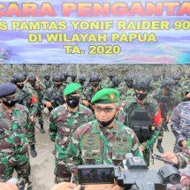 Pangdam Udayana: Tugas Operasi Pamtas Merupakan Kehormatan