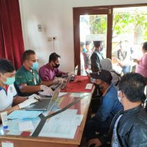 Cegah Covid-19, Pendatang Masuk Bali Dijaga dari Banyuwangi