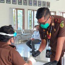 Non Reaktif, Hasil Rapid Test Pegawai Kejaksaan Negeri Badung