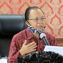 Gubernur Minta Tenaga Medis Jangan Kendor Tangani Covid-19